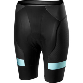 Castelli Free Aero Race 4 Shorts Women black/aruba blue